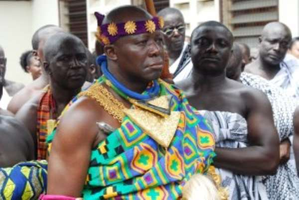 National House Of Chiefs Condemns Attacks On Otumfuo