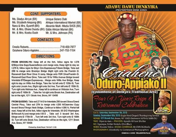 Divine Royal Celebration