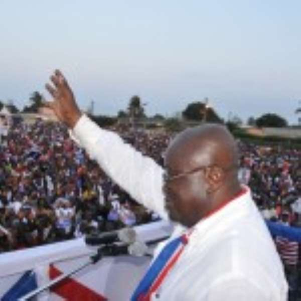 Let's unite for victory in 2016 – Nana Addo