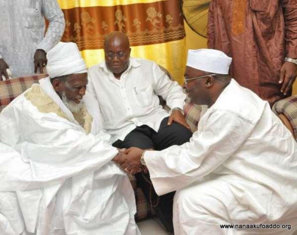 On National Chief Imam's 100 Years Anniversary