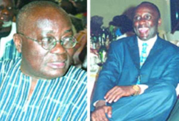 A Prez aspirant speaks for himself NANA ADDO: KOFI COOMSON AND I