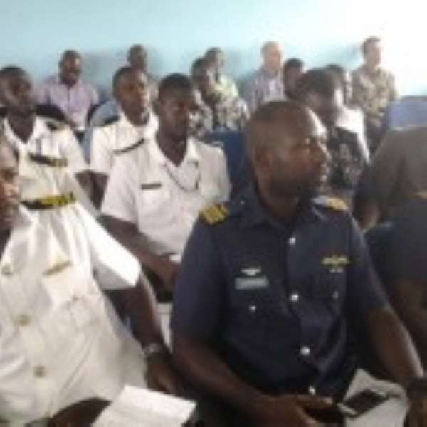 Navy Worry Over Maritime Crime