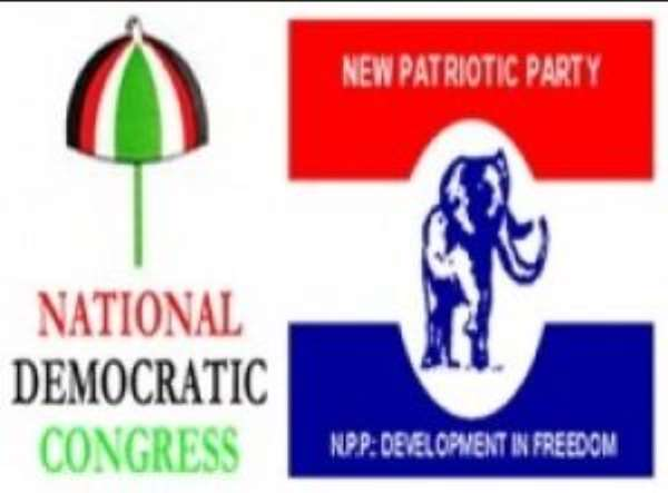 NDC, NPP pledges to maintain peace in Odododiodoo