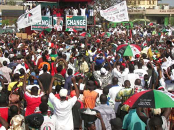 NDC: Party unity to be tested in Tamale