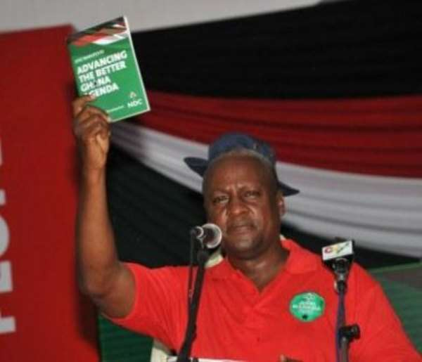 The NDC Manifesto is Dead on the Arrival