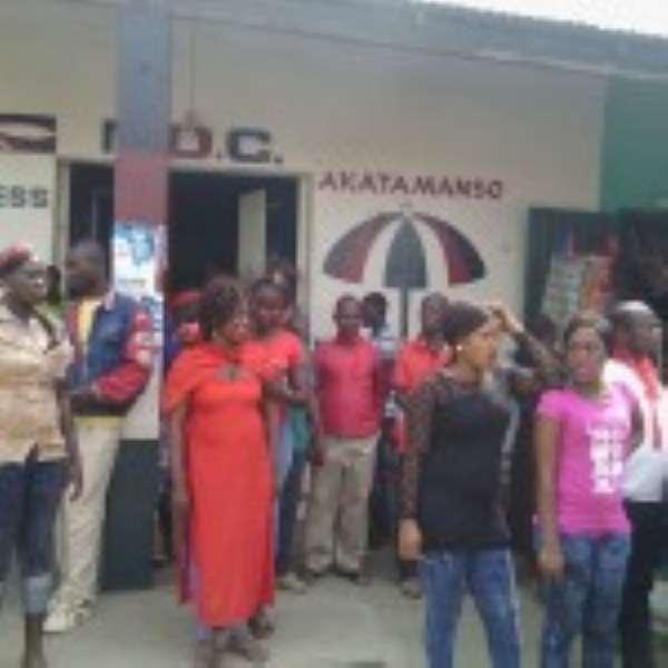 Akwatia NDC Votes On 19th January