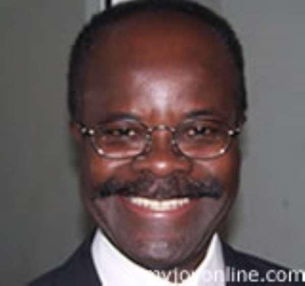 Nduom condemns CEPS staff