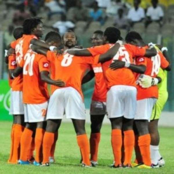 New Edubiase beat lower side Bekwai SC 2-1 in pre-season friendly