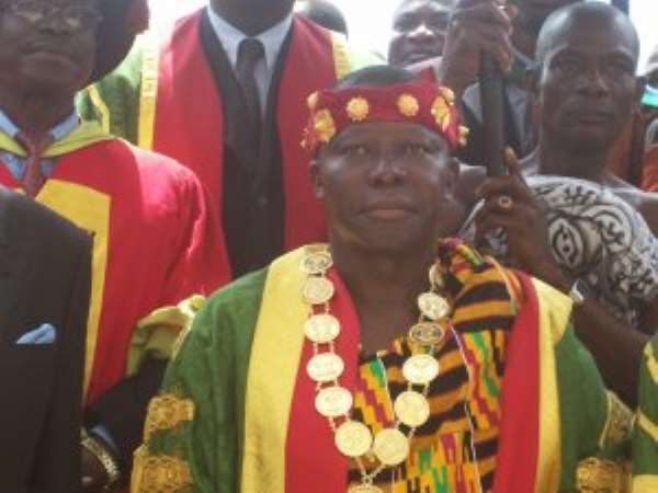 Is Otumfuo Osei Tutu II Really the Present day King Solomon?