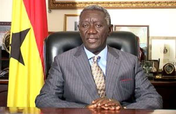 Kufuor stresses importance of ICT literacy