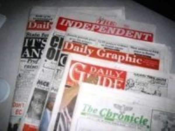 Some editorials from the papers