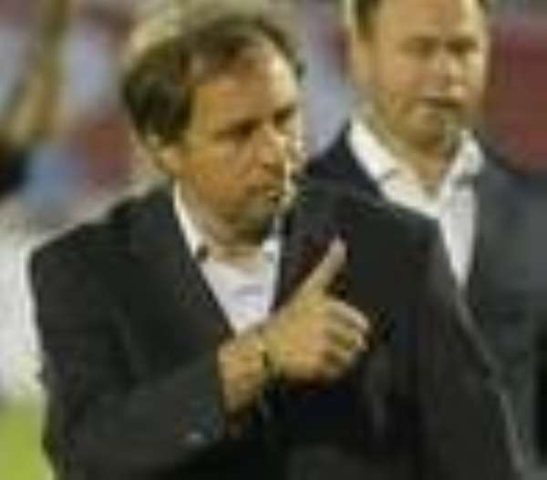 Rajevac names Nations Cup Squad