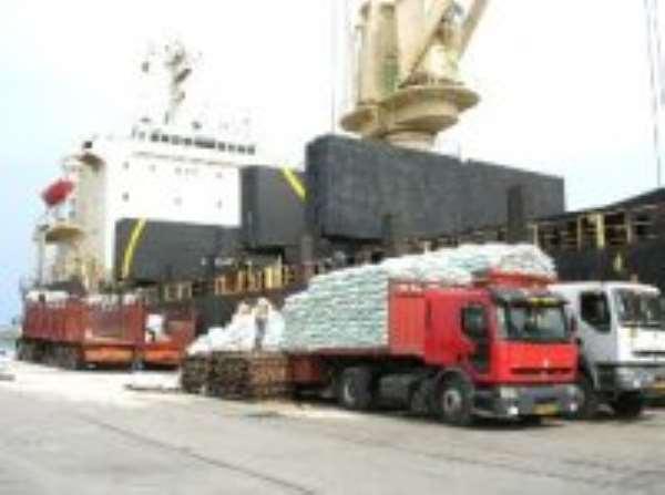Government to expand Takoradi Port