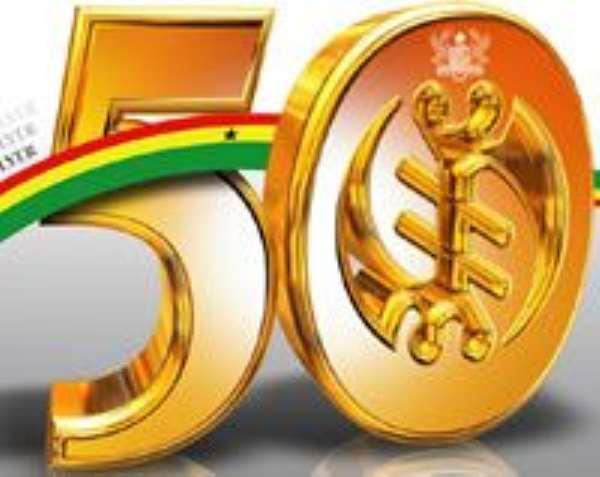 Glo-CAF team up with Ghana@50