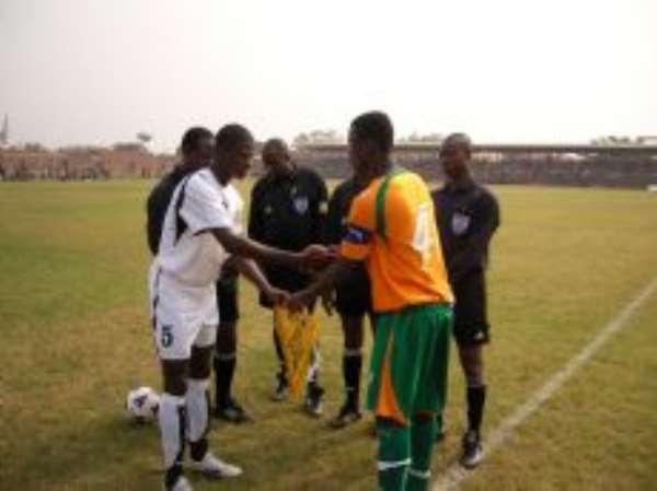 Ghana drawn in Group B