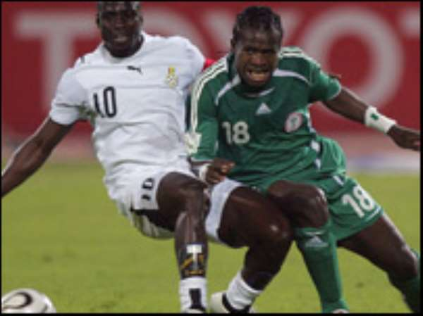BLACK STARS TO PLAY SUPER EAGLES IN LONDON