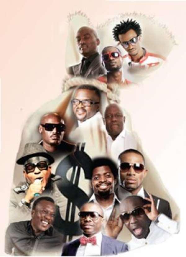 Nigeria's showbiz moneybags (II)