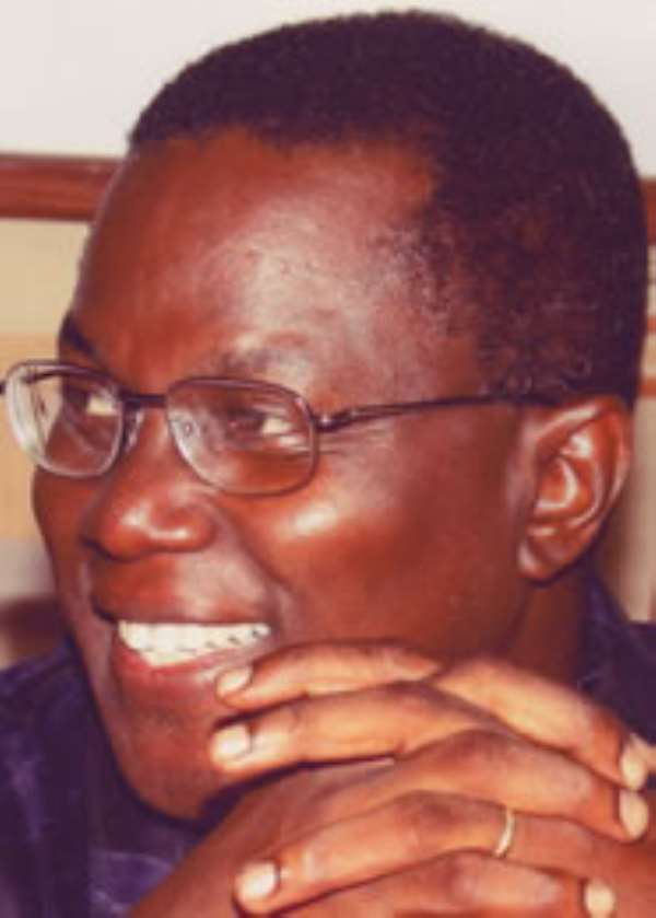 Dr. Nii Moi Thompson, an Economist