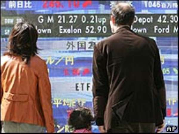 Markets beset by inflation fears