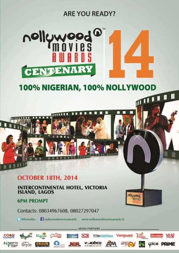 Nollywood Movies Awards 2014, Unveils Nominees