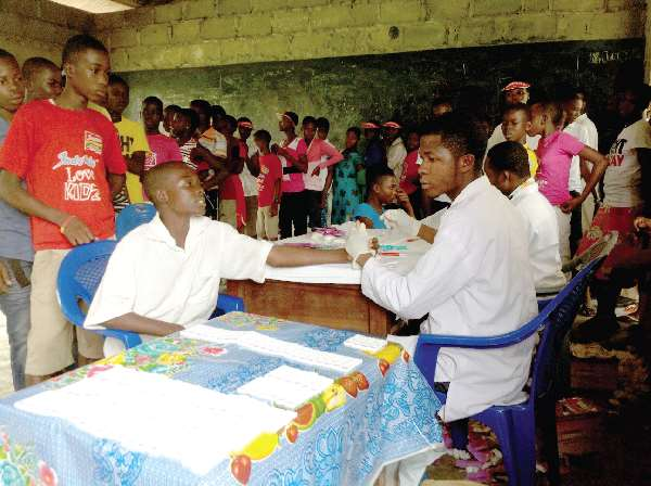 Nneka Foundation changes fortunes of Ve communities