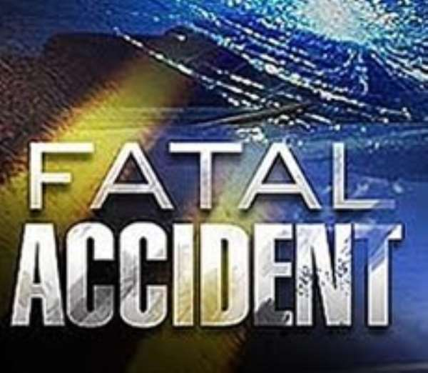 Ten feared dead in a highway accident on the Nkawkaw-Kumasi road