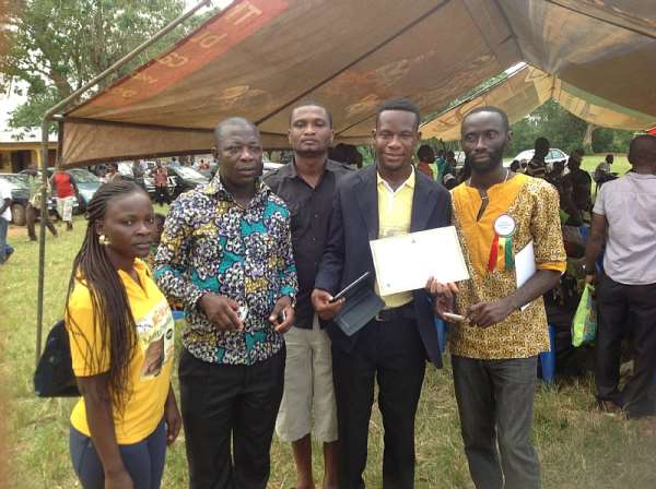 Ministry Of Food And Agriculture Honours MEMHREP