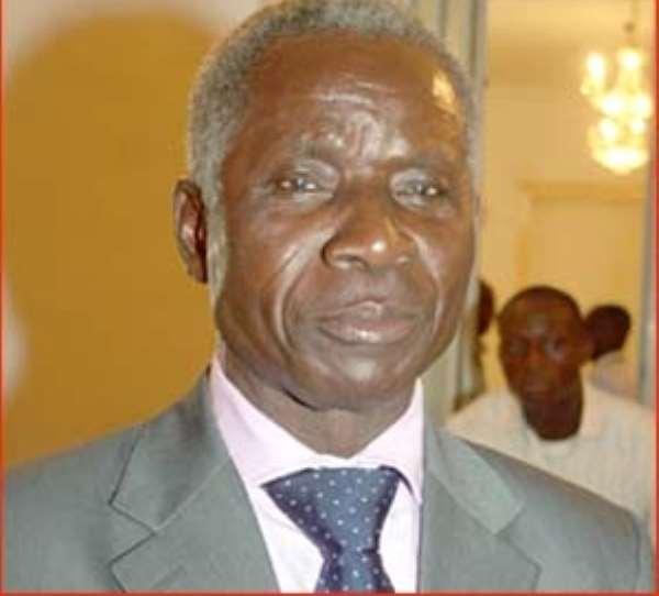 In Defense Of Brigadier General Nunoo Mensah