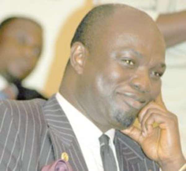 Joseph Boakye Danquah - Late Member of Parliament