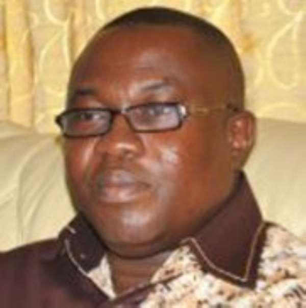 Minister of Local Government - Samuel Ofosu Ampofo