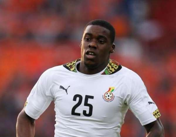Jeffrey Schlupp brimming with confidence ahead of Ghana's double-header against Guinea