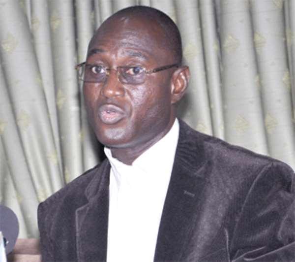 Philip Abayori, 2010 FAGRO Advisory Board Chairman says he has resign his position
