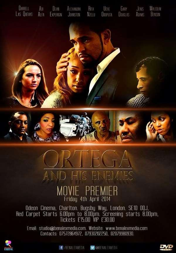 Ortega And His Enemies Premiere