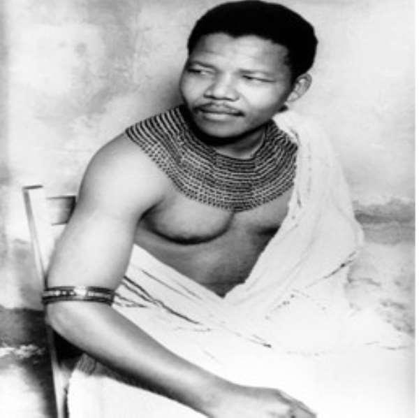 South Africa-Nelson Mandela Defines Justice Application For National Development