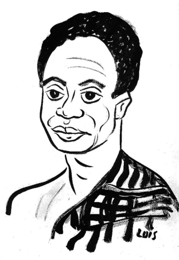 Nkrumah - the near ideal leader