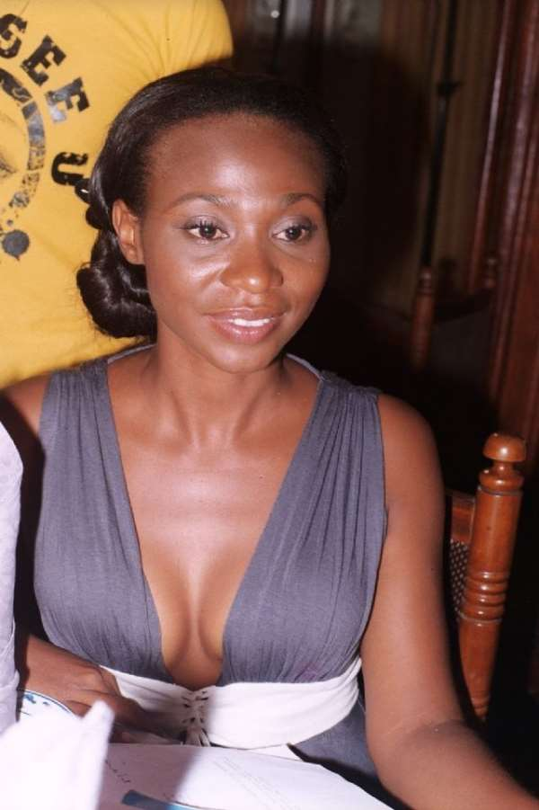 I'm Romantic, Exactly The Way I Act In Movies - Nse Ikpe Etim
