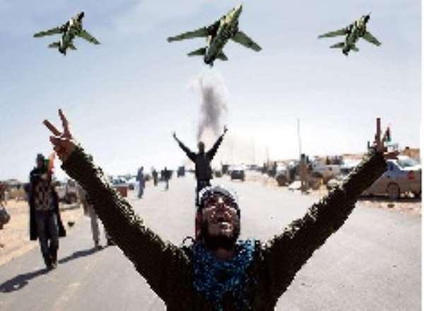 Libyan Rebel NTC Threaten big Algeria!!