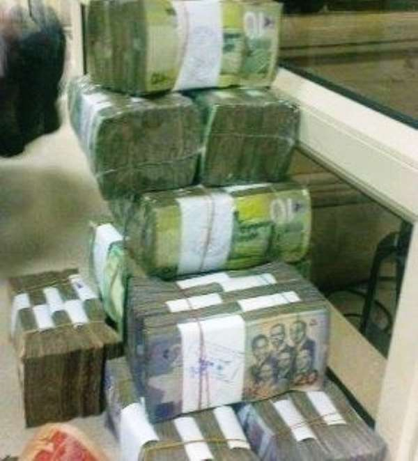 Some Looting Importers Paying Back