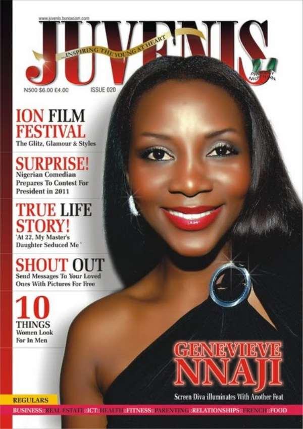 DIVA Power!....Check them out! :Genevieve Nnaji and Rita Dominic