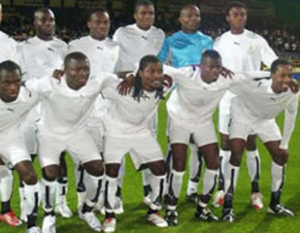 Ghana are now ranked 15th by FIFA