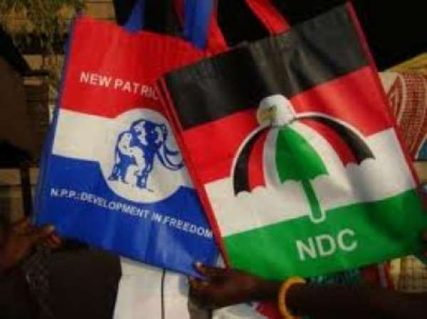 Re: NPP And NDC: Who Is Who In Sleaze?