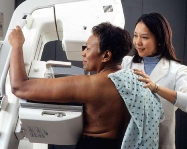 Breast cancer screening held at Ayanfuri