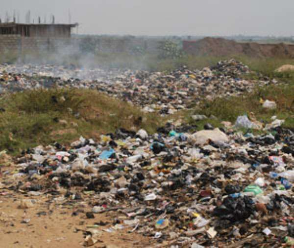 On The Way Home: The Refuse Dump And Covid-19 (I)
