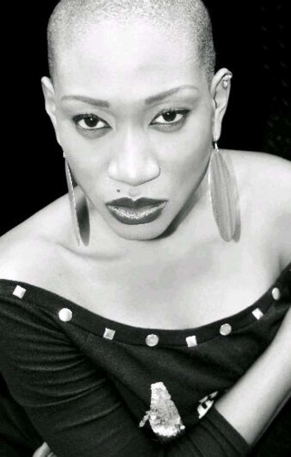 STAR ACTRESS, OGE OKOYE, CELEBRATES 10 YEARS IN NOLLYWOOD