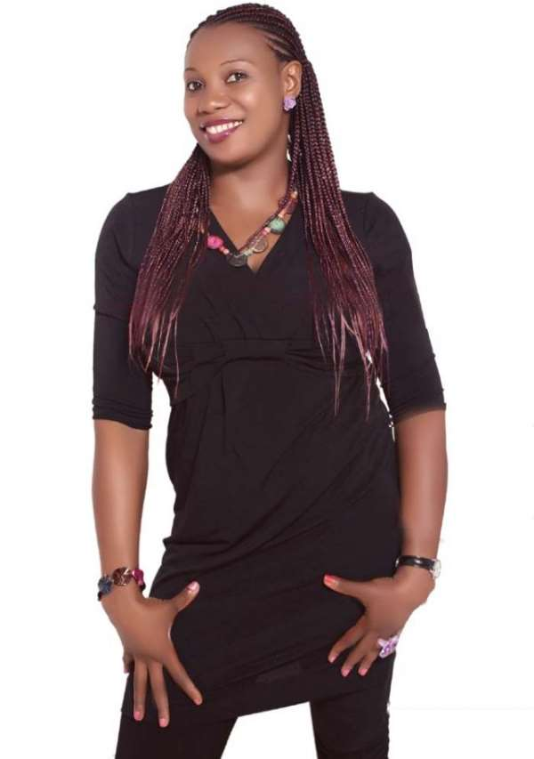 Mum warned me not to kiss anybody on screen –Oluchi Philips, actress