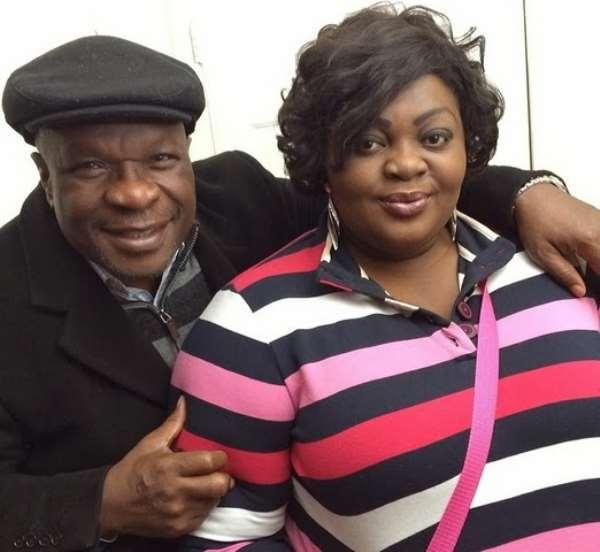 Olumide Bakare , Eniola Badmus storms Atlanta for movie shot !