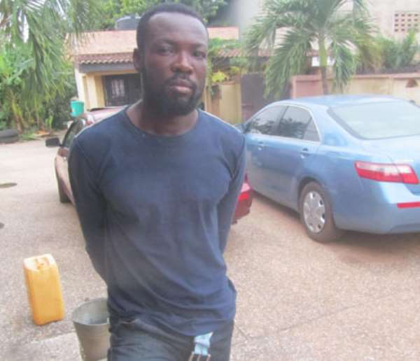 Money Transfer Thief Busted