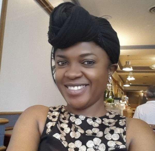 You Don't Respond to All Scandals………..Omoni Oboli