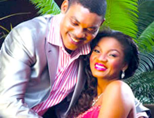 OMOTOLA'S HUBBY OPENS UP ABOUT RUMOUR TRAILING WIFE