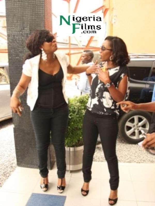 Between Genevieve Nnaji, Omotola Jalade, Who Is More Popular Outside Nigeria?
